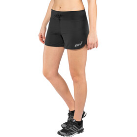 "inov-8 Trail 4"" Shorts Damen black"